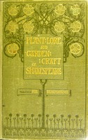 view The plant-lore and garden-craft of Shakespeare / by Henry N. Ellacombe.