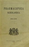 view Pharmacopoea nederlandica.