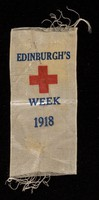 view Edinburgh's + week 1918 / [City of Edinburgh branch of the British Red Cross Society].