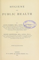 view Hygiene and public health