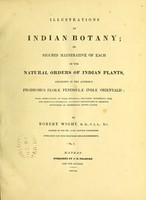 view Illustrations of Indian botany