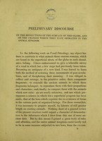 view Researches into fossil osteology, partially abridged and re-arranged. [Georges Cuvier].