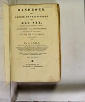 view Handboek der genees- en verloskunde van het vee, ingerigt naar de behoeften van het Koningrijk der Nederlanden; onder opzigt der Maatschappij: Tot Nut van 't Algemeen