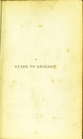 view A guide to geology / [John Phillips].