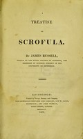 view A treatise on scrofula