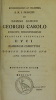 view Psychologiae empiricae compendium / auctore Ioanne Schoen.