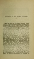 view Physiological psychology : a case of suspension of the mental faculties, of the powers of speech, and special senses, with the exception of sight and touch, continuing for many months : with a commentary on some of the more important of its bearings, upon the philosophy of the human mind, and the physiological psychology of man / by Robert Dunn.