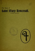 view The story of Saint Mary Roncevall