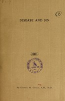view Disease and sin