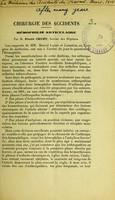 view Hémophilie articulaire / par Pierre Cruet.