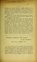 view Emorragia spontanea della gengiva in una emofiliaca : nota / del Dott. L. Arnone.