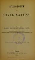 view Eyesight in civilization
