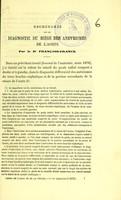 view Recherches sur le diagnostic du siège des anévrismes de l'aorte / par le Dr François-Franck.