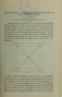 view Image-changes caused by astigmatism and by correcting cylinders / by G.C. Savage.