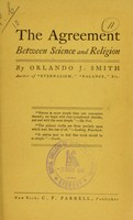 view The agreement between science and religion