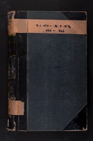 view Southern Counties Asylum Case Book vol. 12
