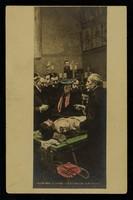 view Salon 1904 : les études de la peinture : carte postale