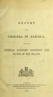 view Cholera in Jamaica