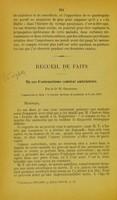 view Un cas d'automatisme comitial ambulatoire / par H. Grandjean.