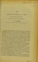 view Lésions des poumons, du cœur du foie et des reins dans la paralysie générale / par M. Klippel.