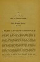 view Ueber die Commotio cerebri / von Hermann Fischer.