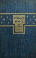 view Thomas Henry Huxley
