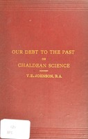 view Our debt to the past, or, Chaldean science : an essay on mathematics and the fine arts