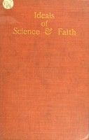 view Ideals of science & faith : essays