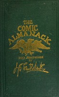 view The comic almanack ... With ... illustrations by G. Cruikshank. (second series, 1844-1853)
