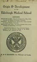 view [Collection of pamphlets on medical subjects