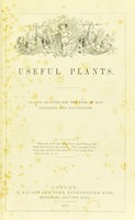 view Useful plants : plants adapted for the food of man described and illustrated.