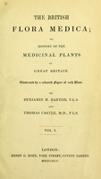 view The British flora medica : or, History of the medicinal plants of Great Britain