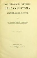 view Das chronische partielle herzaneurysma : Anatomie, Klinik, Diagnose.
