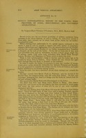 view Medico-topographical report of the North-West frontier of India, Beluchistan, and Southern Afghanistan