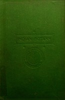 view First book of Indian botany