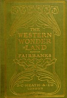 view The western wonder-land : half-hours in the western United States