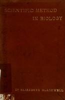 view Scientific method in biology