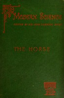 view The horse : a study in natural history