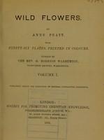 view Wild flowers / [Anne Pratt].
