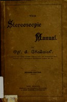view The stereoscopic manual