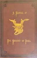 view A manual of the geology of India