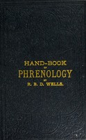 view A new illustrated hand-book of phrenology, physiology and physiognomy