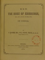 view H.R.H. the Duke of Edinburgh in India
