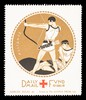 [Fund-raising sticker for the Daily Mail Red Cross Fund. Alliance].