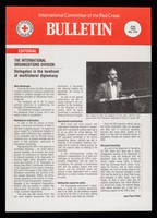 view [July 1993 issue of the International Committee of the Red Cross bulletin (no. 210)].