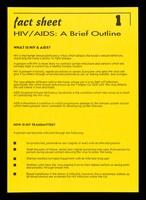 view Fact sheet. Michele Oliver, Lewisham HIV Unit.
