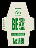 view Be proud, sexy, safe ... : condoms are fucking safer
