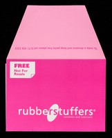 view Rubberstuffers condoms and lubricant : free, not for resale