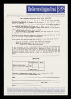 view The Terrence Higgins Trust drug leaflets.