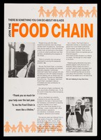 view There is something you can do about HIV & AIDS : join the Food Chain / The Food Chain (UK) Ltd.